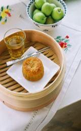 中国茶器とお菓子